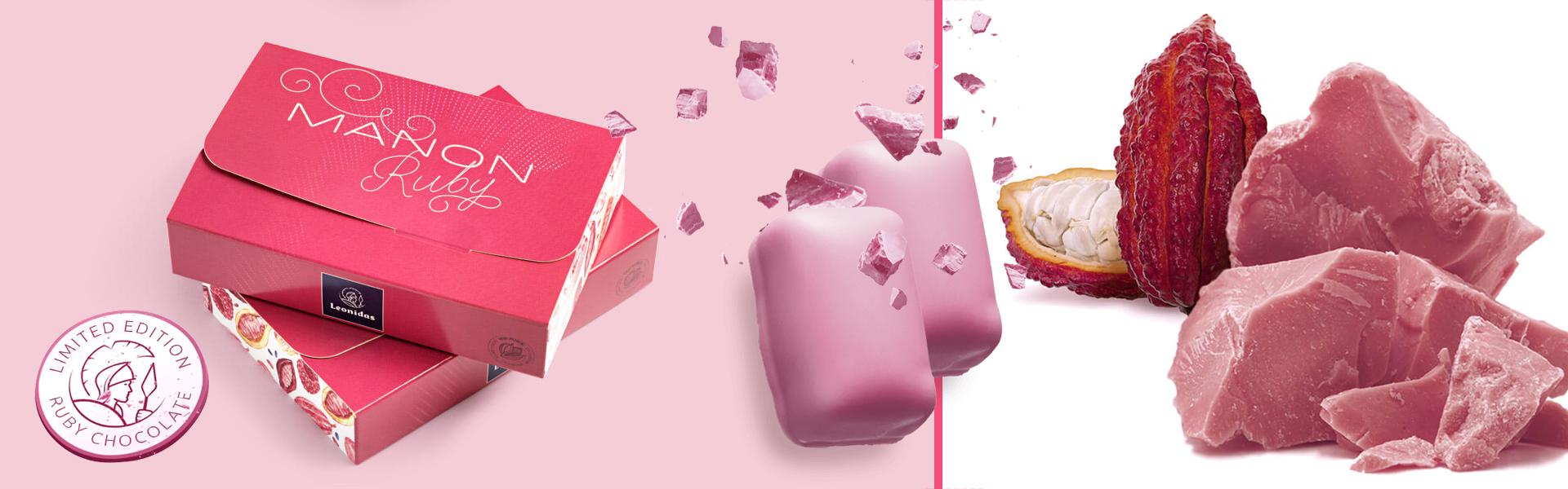 Manon Ruby – Έκρηξη γεύσης